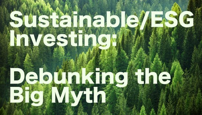 The Competitive Performance of Sustainable ESG Investing